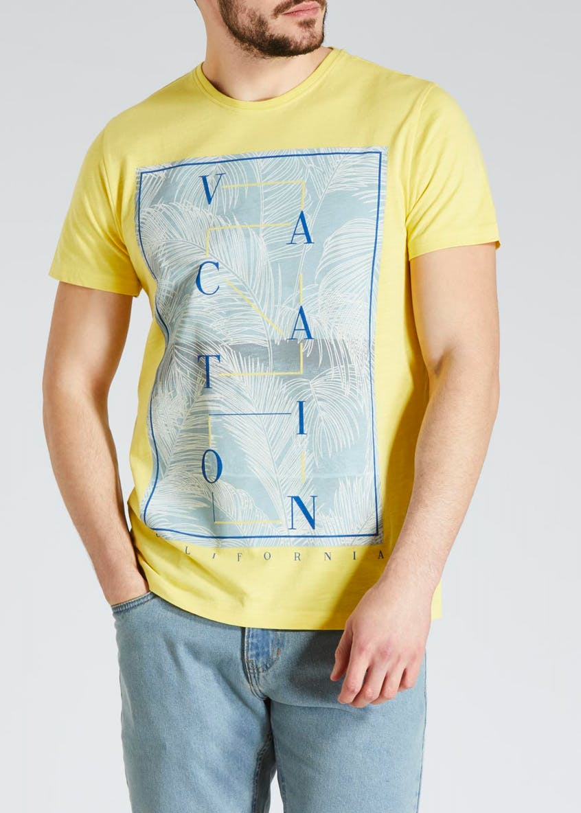 Vacation Graphic T-Shirt