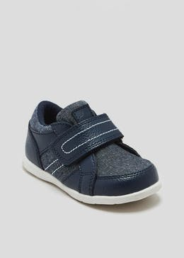 Boys 1st Walkers Trainers (Younger 3-7)