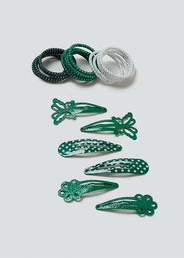 Clip and Hair Bobble Pack