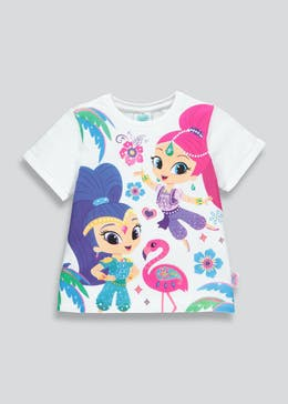 Kids Shimmer and Shine T-Shirt (18mths-6yrs)