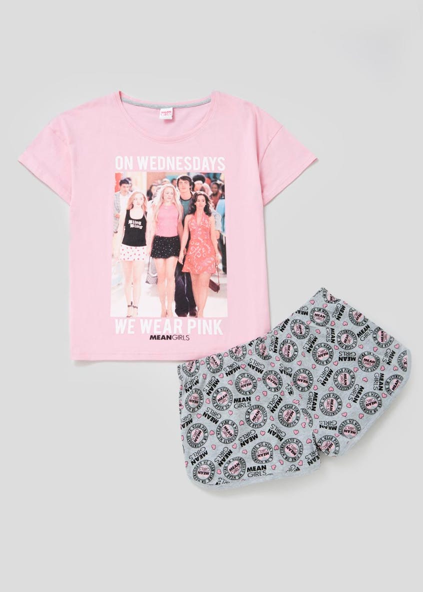 Mean Girls Short Pyjama Set