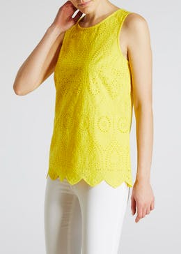 Schiffley Vest Top