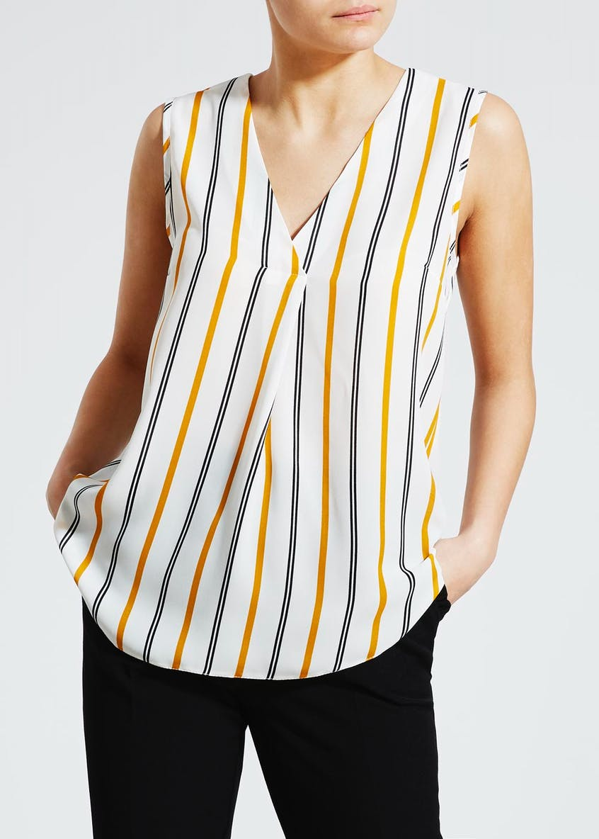 Stripe Vest Top