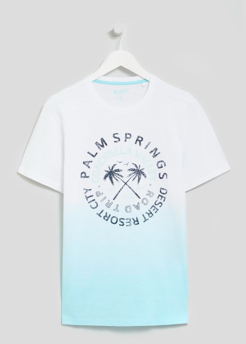 Dip Dye Palm Springs T-Shirt