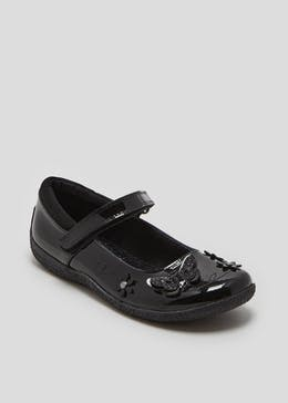 Girls Patent Leather School Shoes (Younger 7-Older 2)
