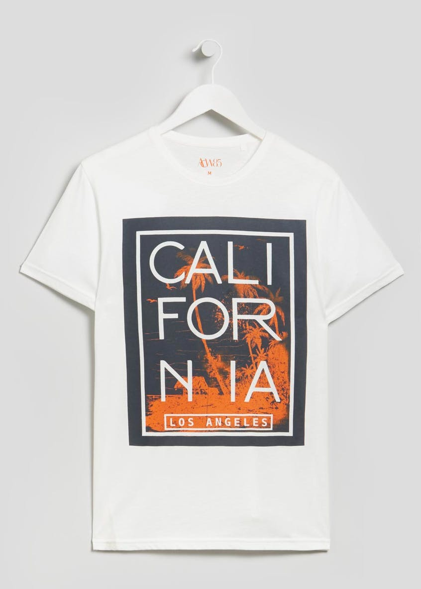 Big & Tall California Graphic T-Shirt