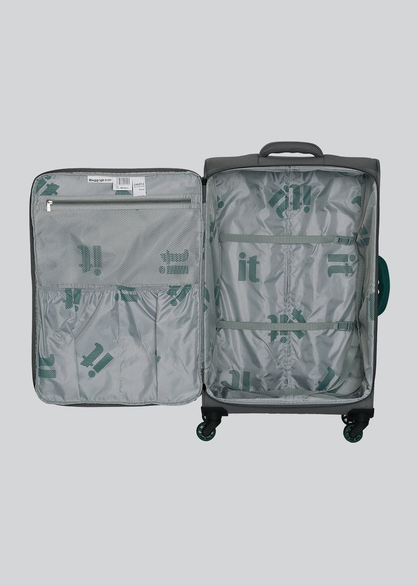 IT Luggage Combination Suitcase