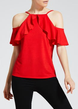 Frill Occasion Top