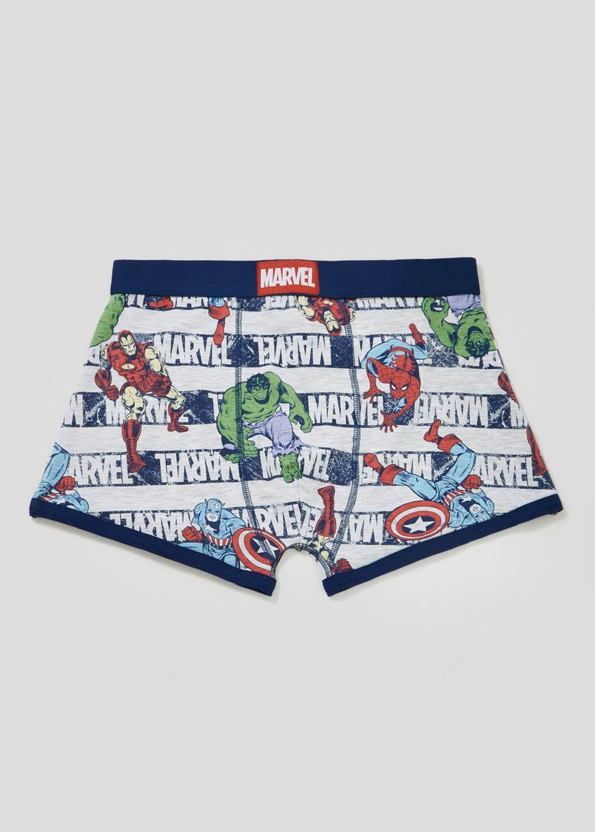 Marvel Comics Printed Boxers
