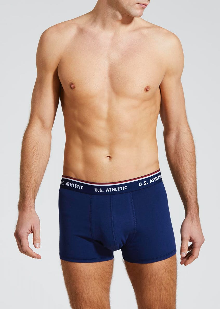 3 Pack US Athletic Hipster Boxers