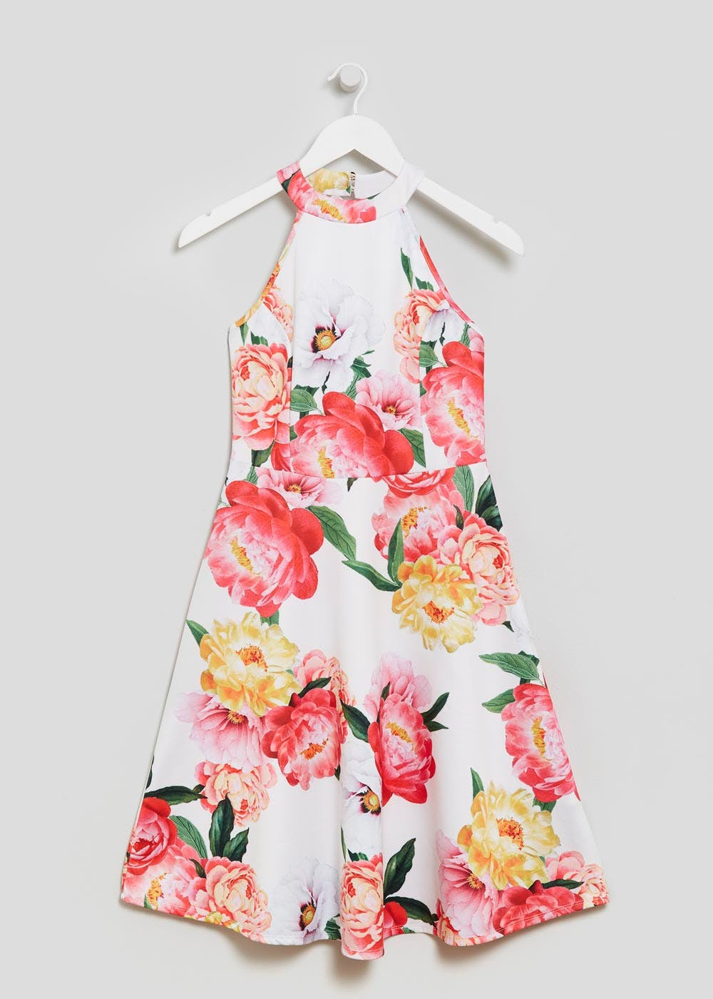Image result for floral scuba gown