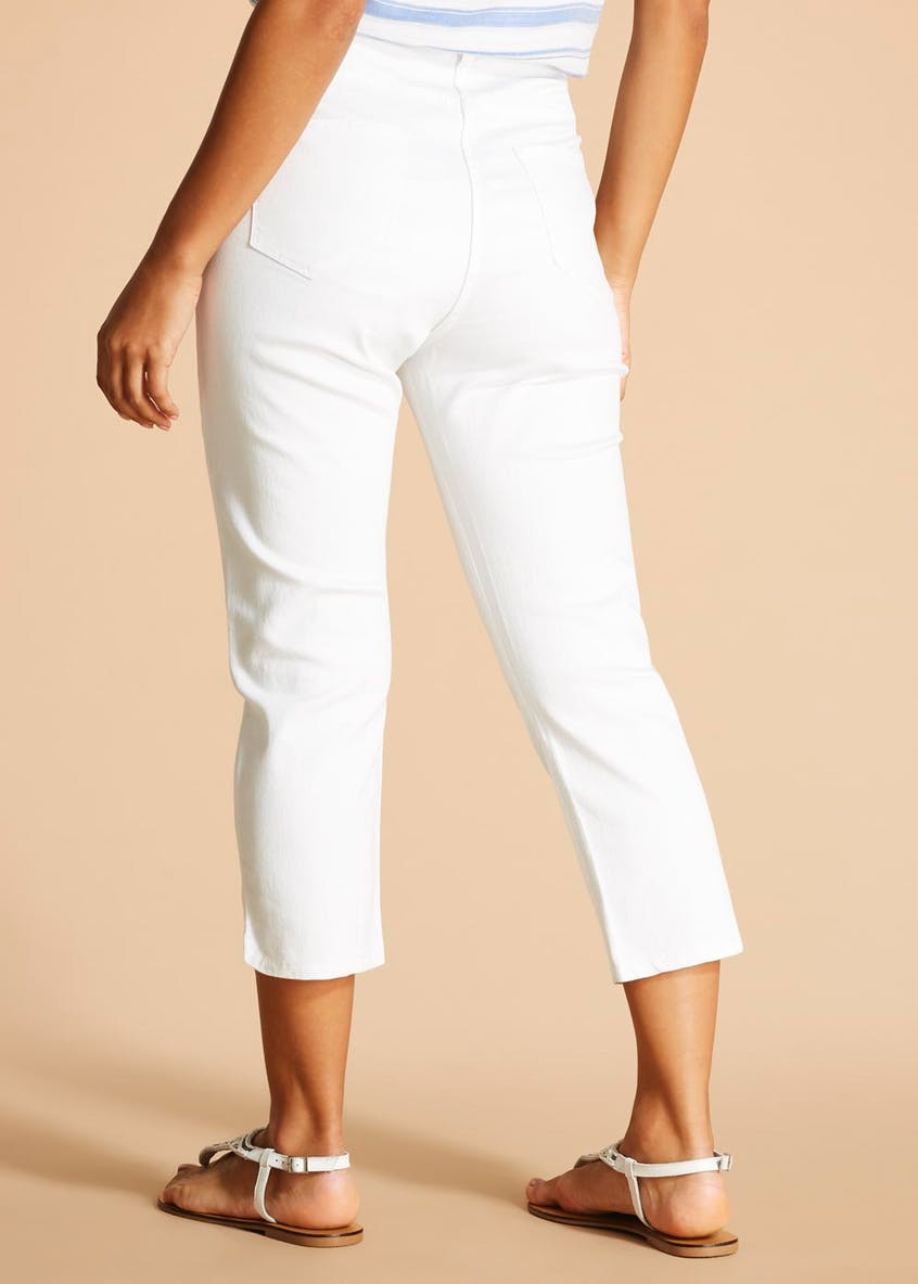 Falmer Cropped Skinny Jeans