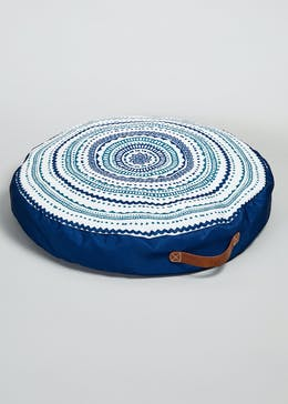 Circular Printed Floor Cushion (60cm x 60cm)