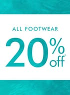 Shoes - 20% Off category link