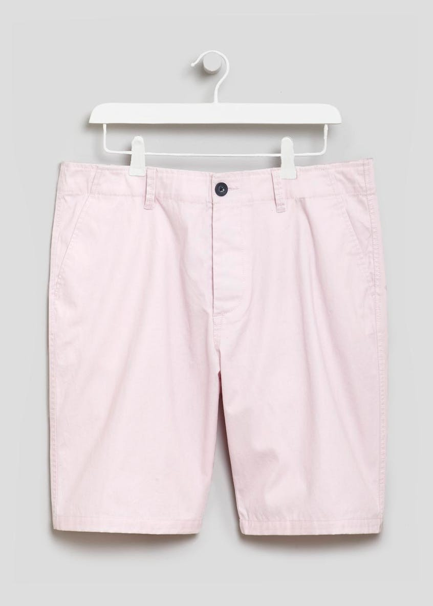 Blotch Print Chino Shorts
