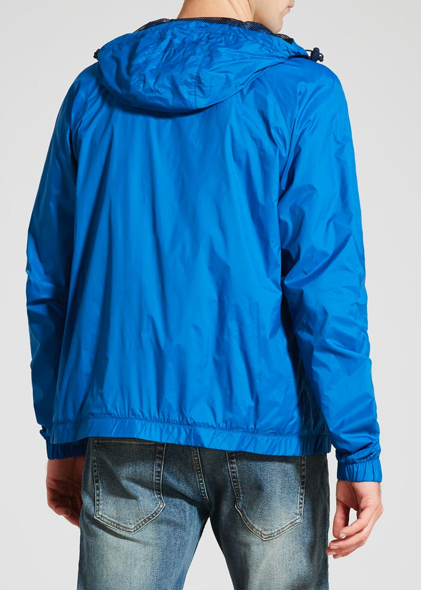 Shower Resistant Hooded Jacket