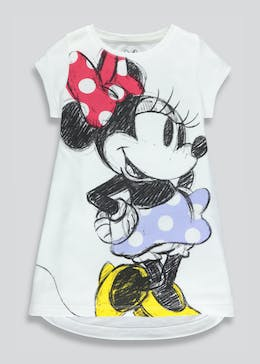 Kids Minnie Mouse Nightie (18mths-11yrs)
