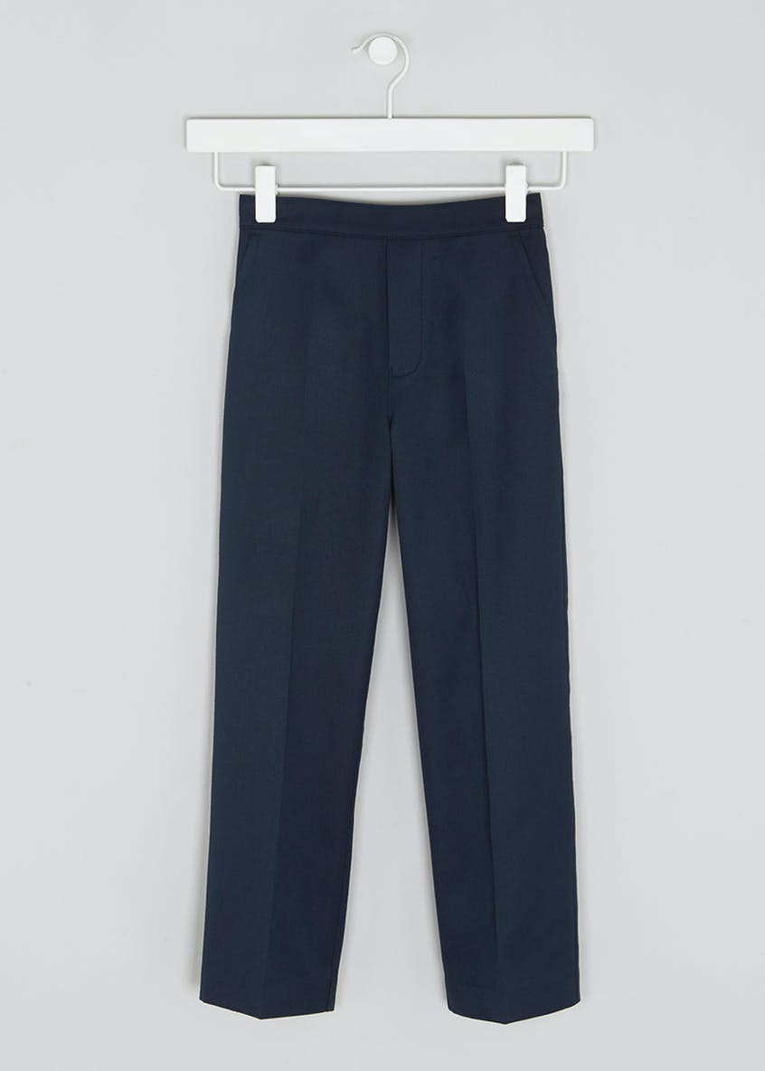 Boys Pull on School Trousers (3-11yrs)