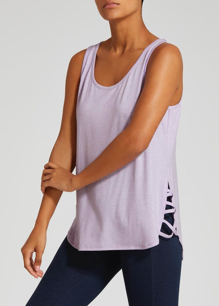 Souluxe Criss Cross Gym Vest