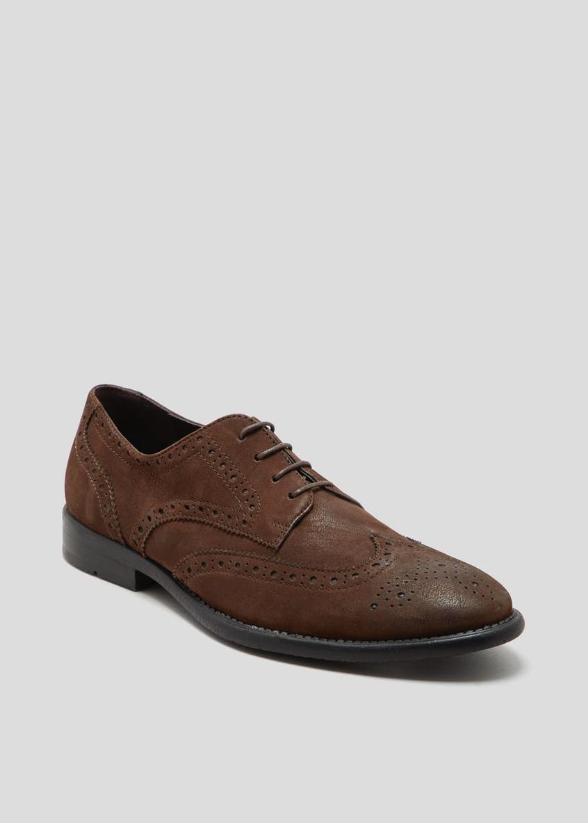 Edition Goat Leather Brogues