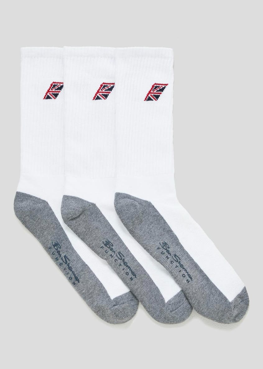 3 Pack Ben Sherman Performance Socks