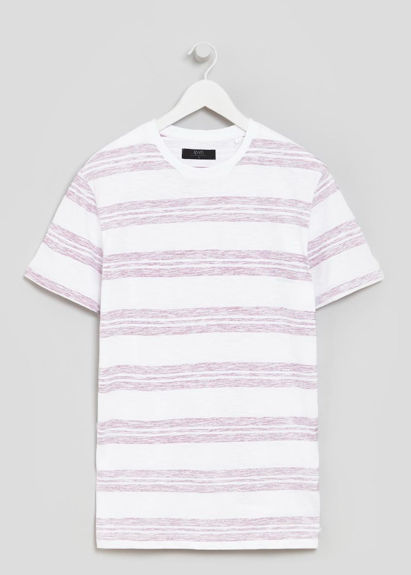 Slub Stripe T-Shirt
