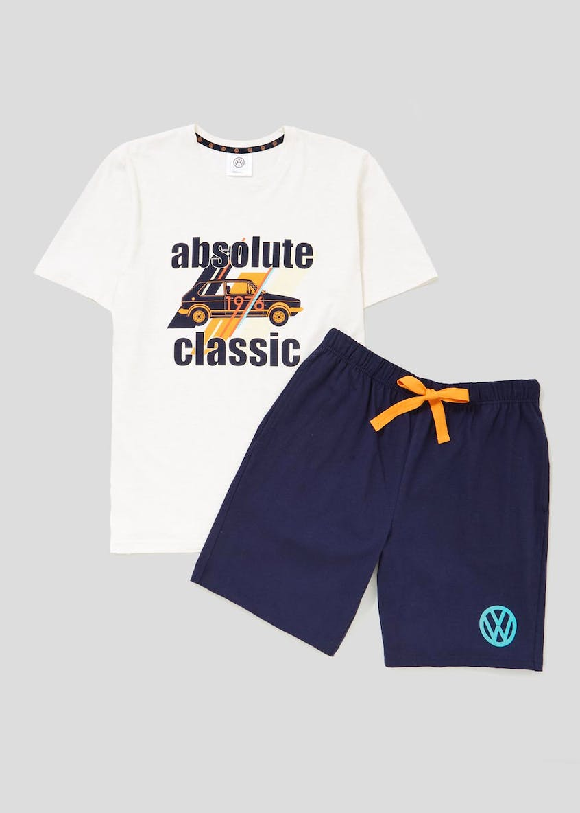 VW Pyjama Shorts Set