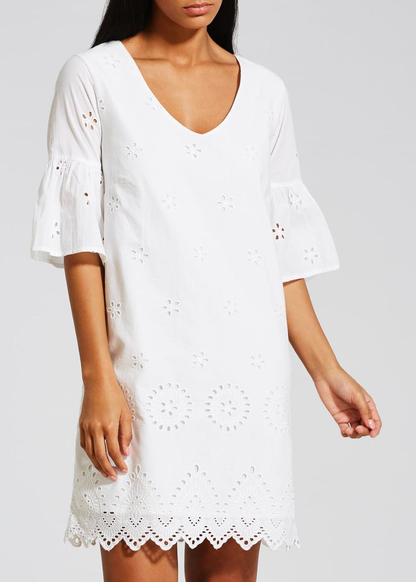 Schiffley Bell Sleeve Dress