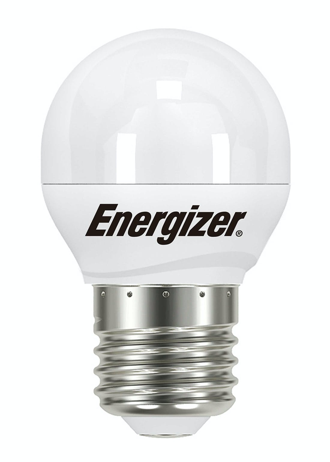 LED E27 Warm White Bulb (5.9W)