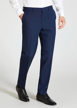 Paddington Wool Blend Skinny Fit Trousers