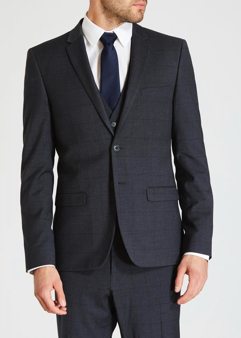 Ford Skinny Fit Suit Jacket