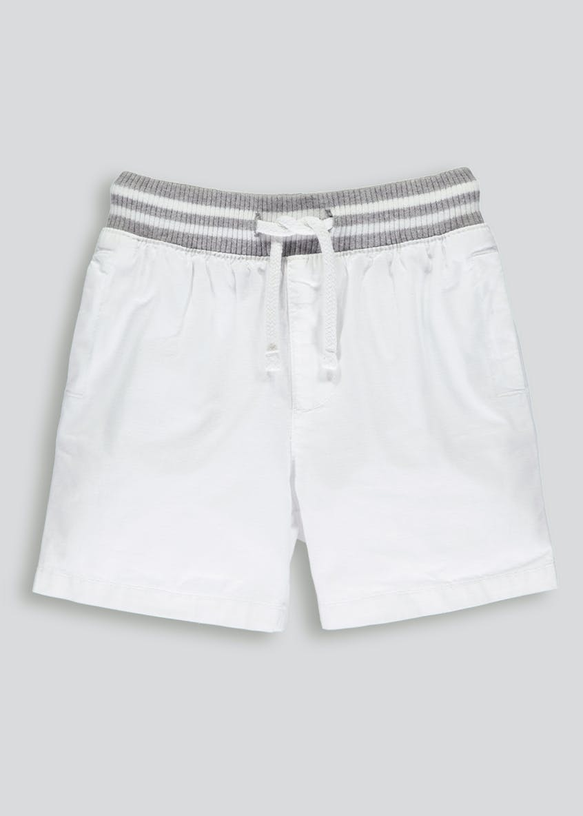 Boys Ripstop Shorts (3mths-6yrs)