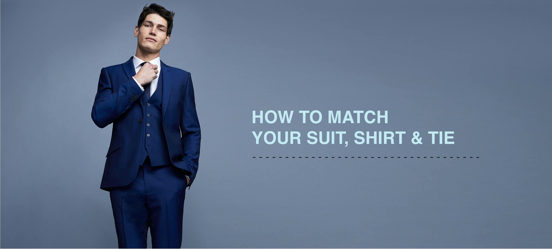 2c715aea7bb Men s Tailoring Colour   Styling Advice – Matalan