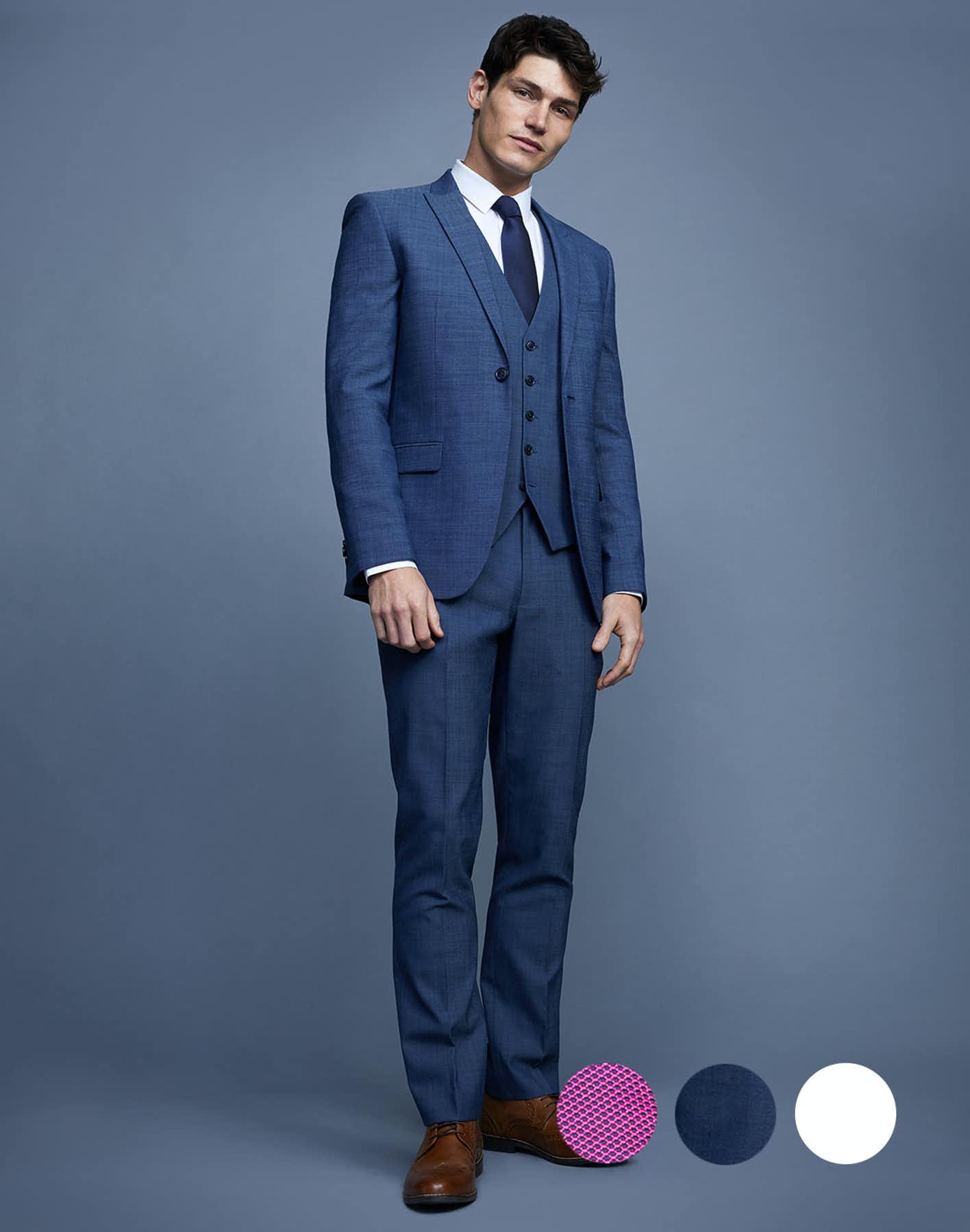 6525553239d7 Men's Tailoring Colour & Styling Advice – Matalan