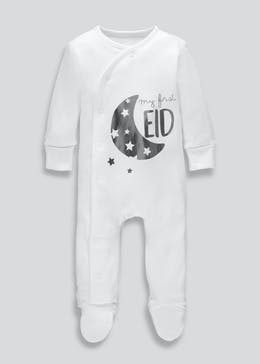 Unisex My First Eid Baby Grow (Tiny Baby-9mths)