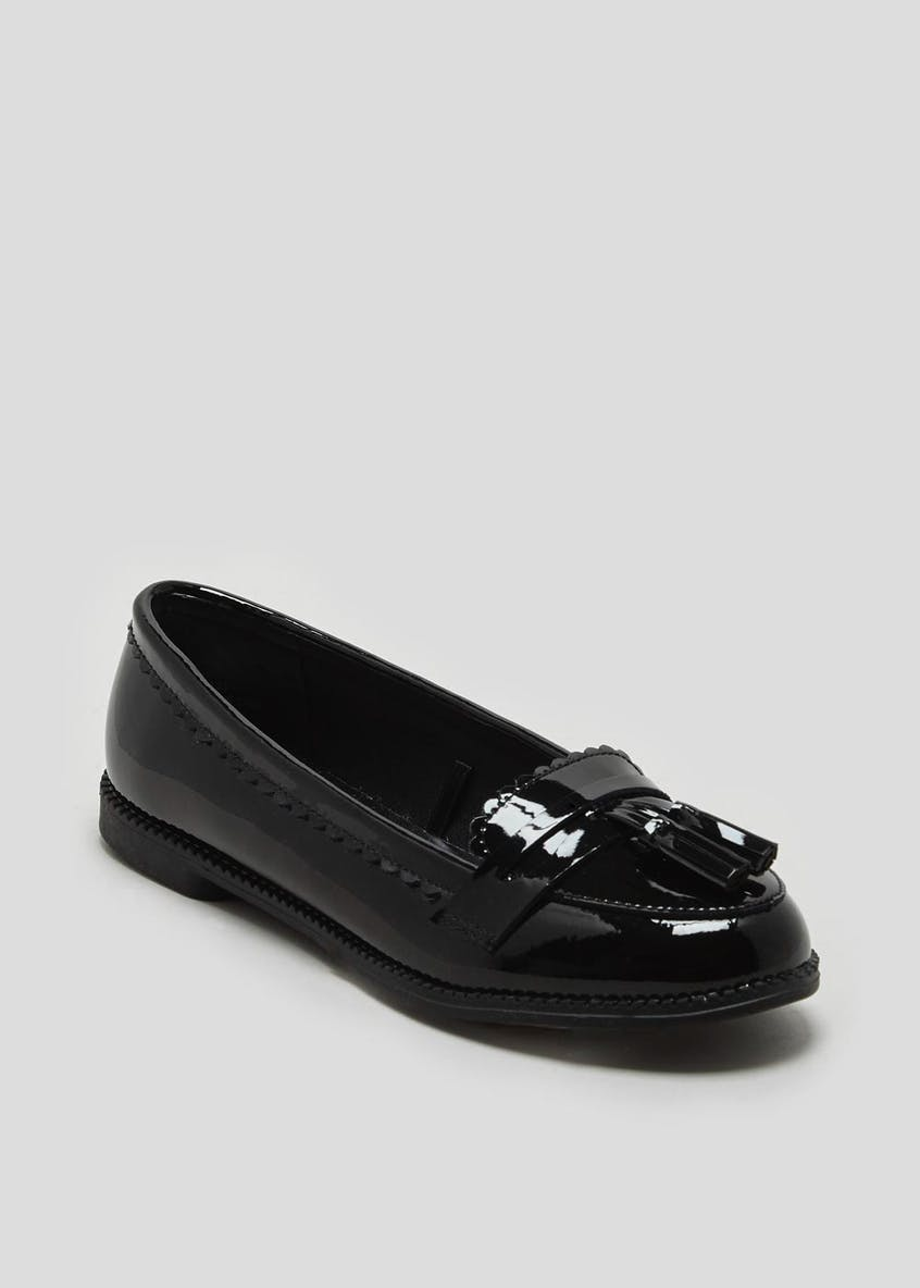 Girls Tassel Loafers (Younger 13-Older 5)