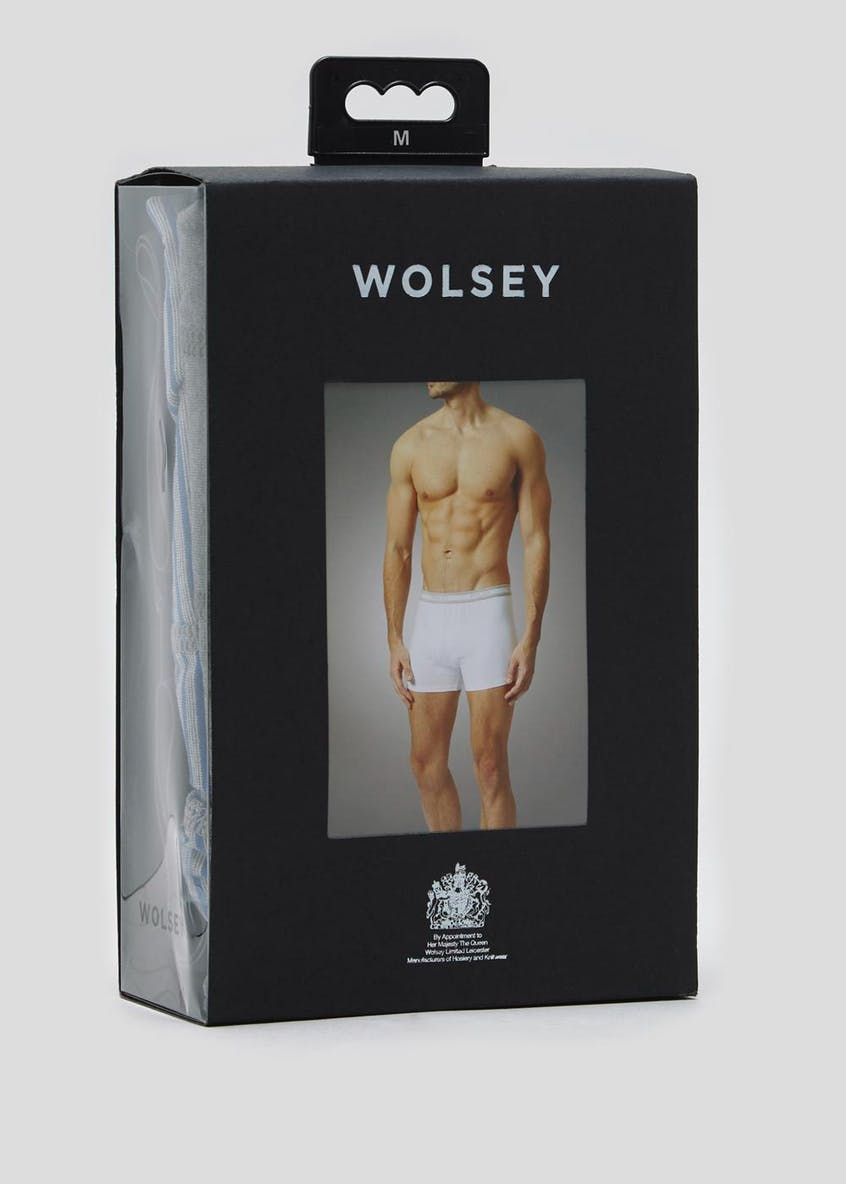 Wolsey 2 Pack Hipster Boxers