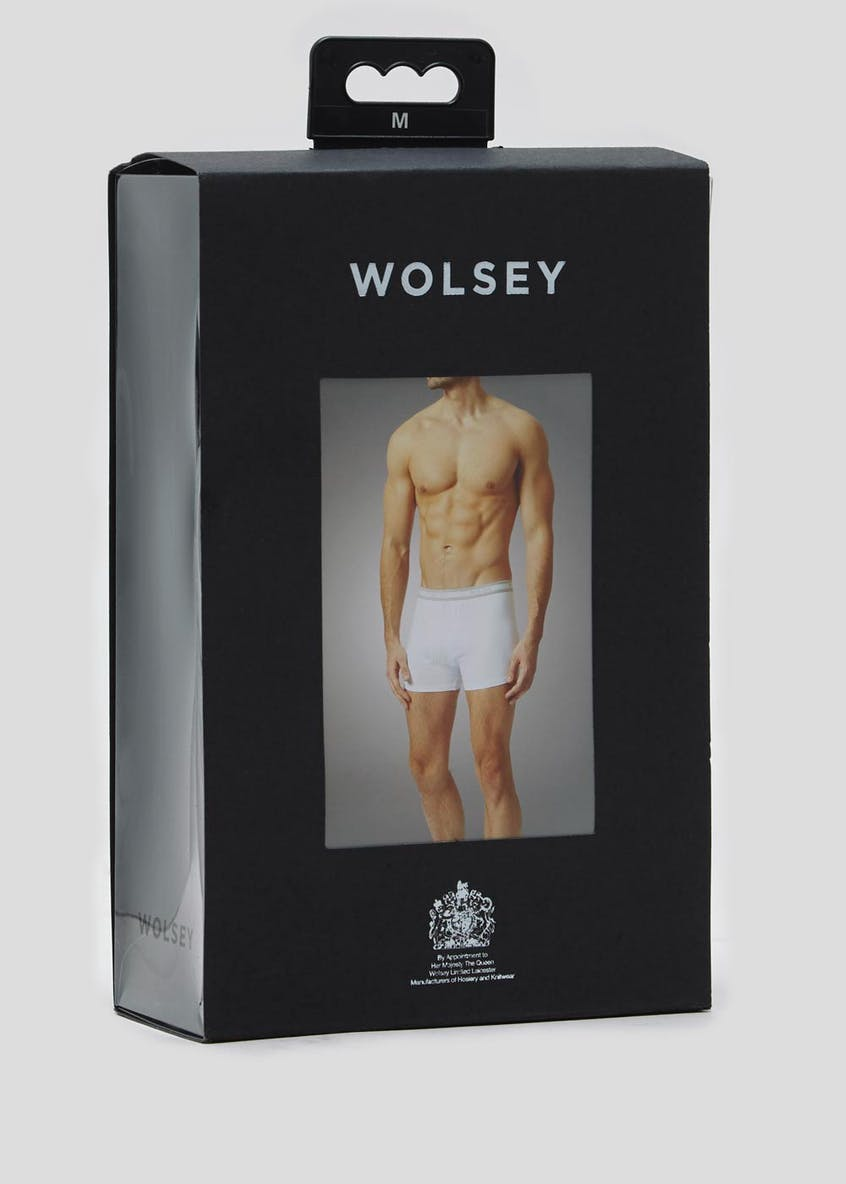 Wolsey 2 Pack Stripe Hipster Boxers