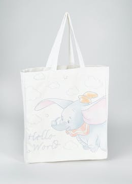 Kids Disney Dumbo Canvas Tote Bag