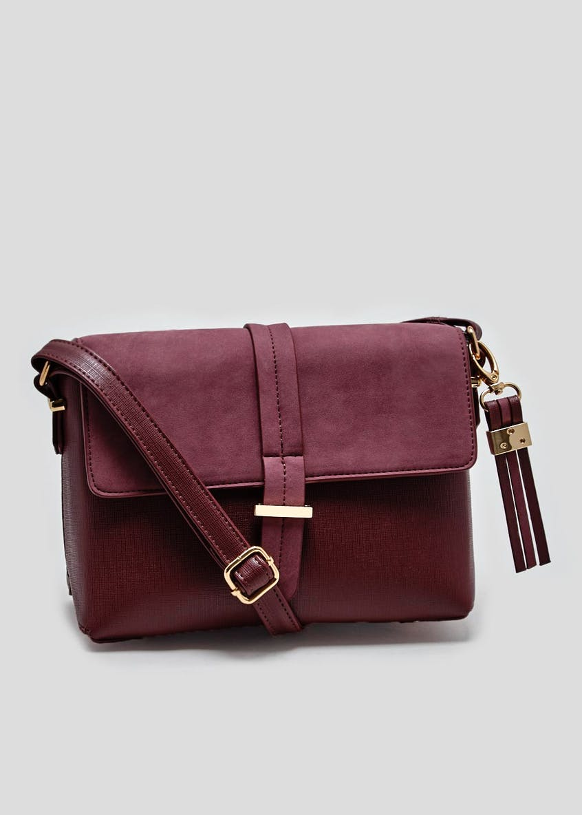 Tassel Cross-Body Bag