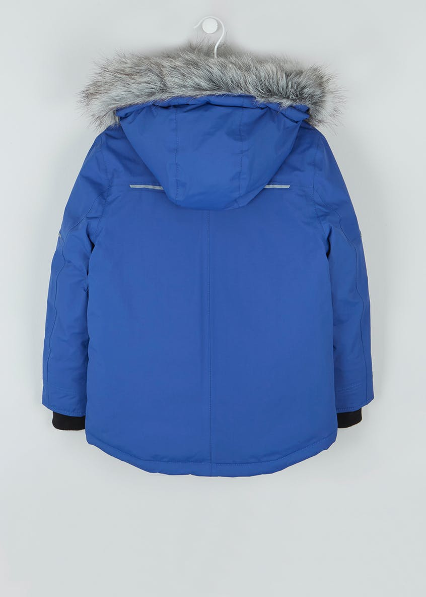 Boys Technical Parka (4-13yrs)