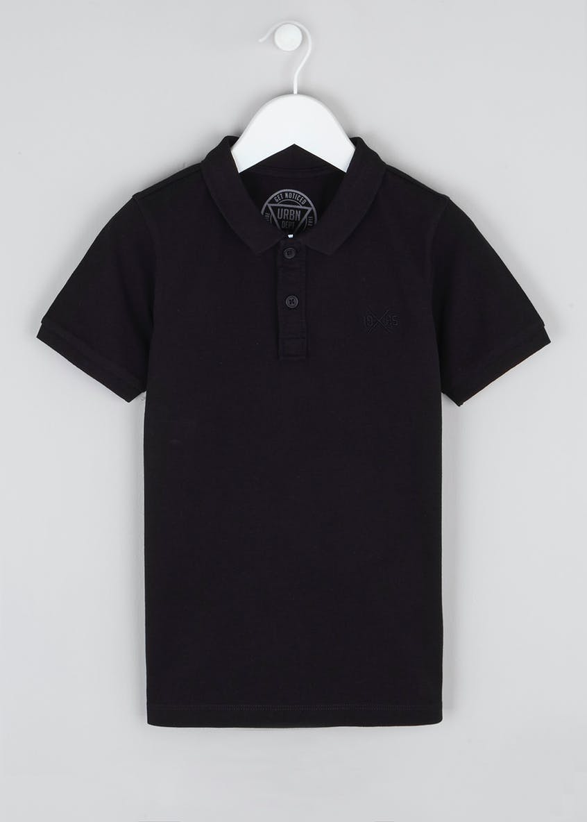 Boys Polo Shirt (4-13yrs)