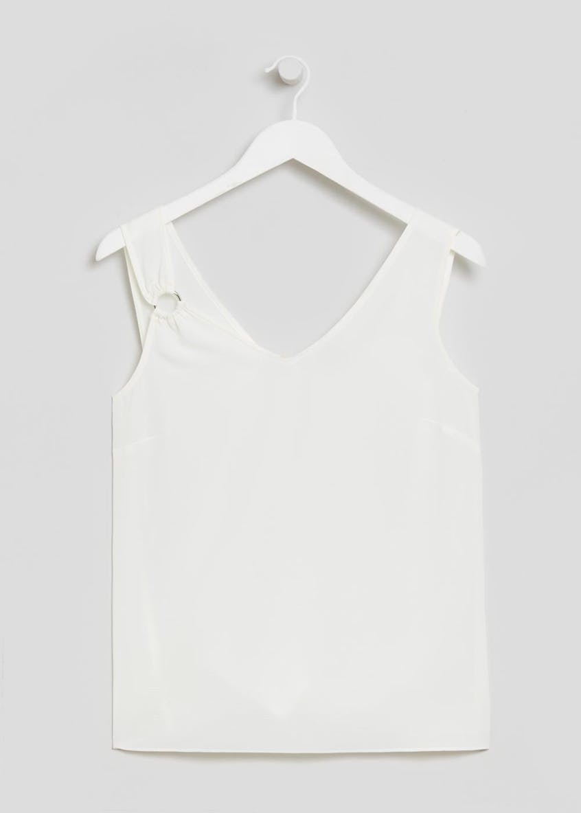 Ring Detail Vest Top