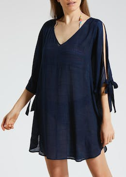 Cold Shoulder Kaftan