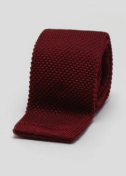 Skinny Knitted Tie