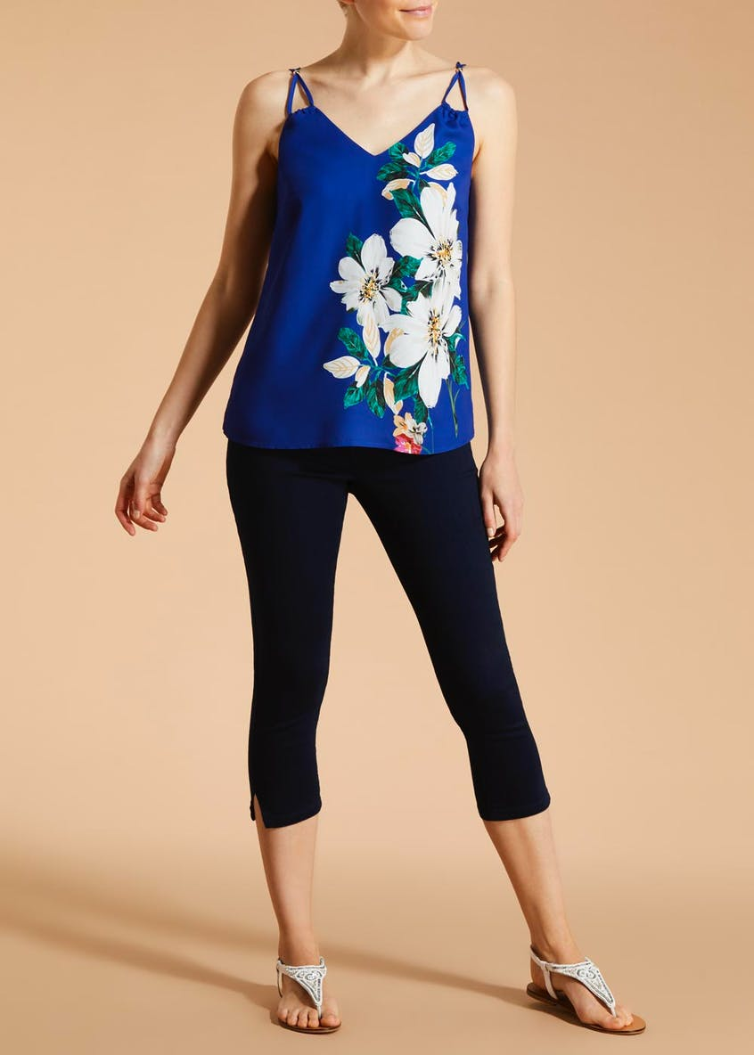 Soon Floral Cami