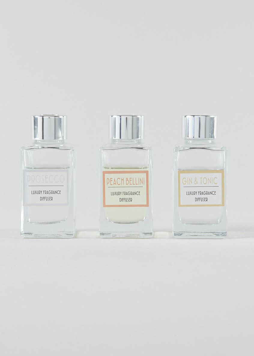 Luxury Scented Diffuser Trio (60ml)