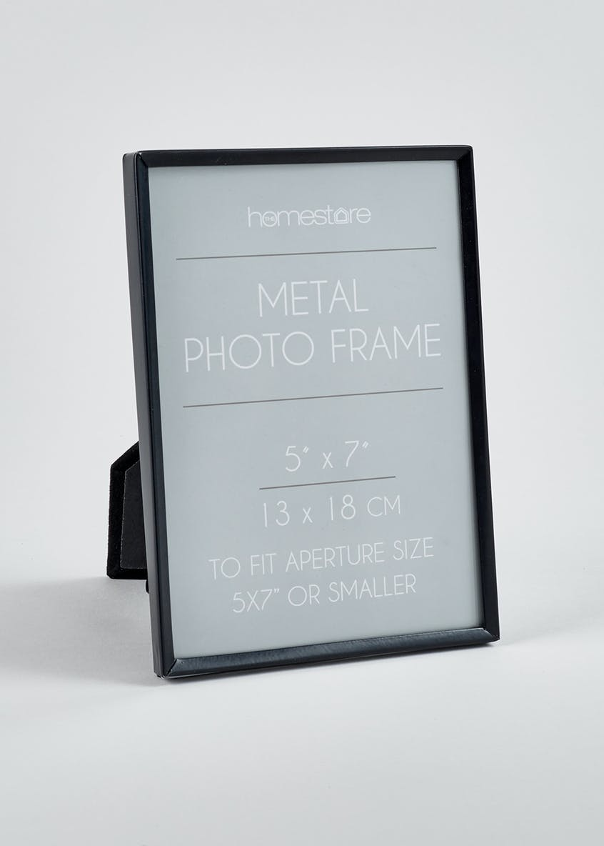 Metal Photo Frame (18cm x 13cm)