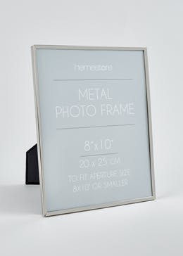 Metal Photo Frame (25cm x 20cm)