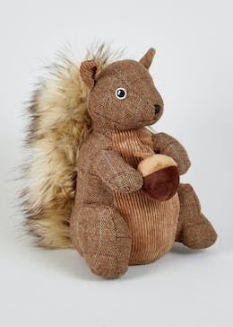 Squirrel Doorstop (27cm x 23cm x 20cm)